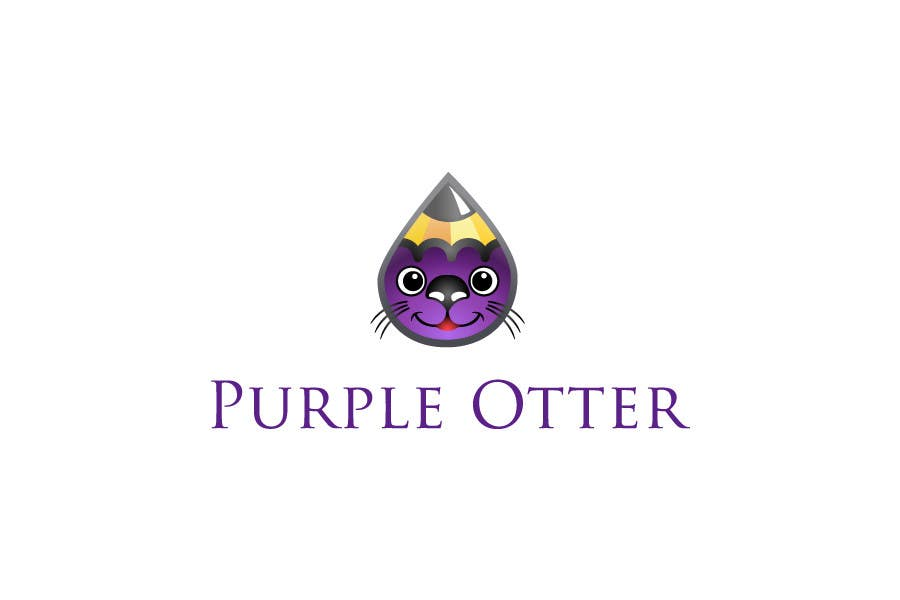 Proposition n°14 du concours Design a Logo for Purple Otter Business Wiritng Co.