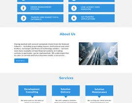 #22 cho Design a Website Mockup (Logo, Textual Content and Structure is Available) bởi preside