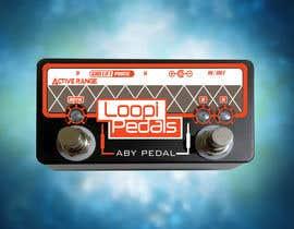 Nro 14 kilpailuun Design Graphics for Guitar Pedals käyttäjältä gberbz