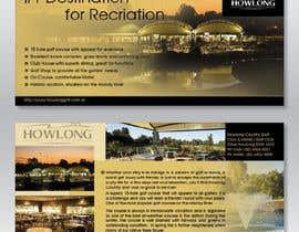 #25 для Brochure Design for Howlong Country Golf Club от Ollive