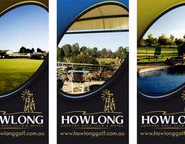 #31 para Brochure Design for Howlong Country Golf Club por creationz2011