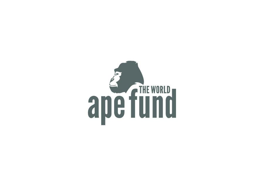 Proposition n°14 du concours Design a logo for the not-for-profit World Ape Fund