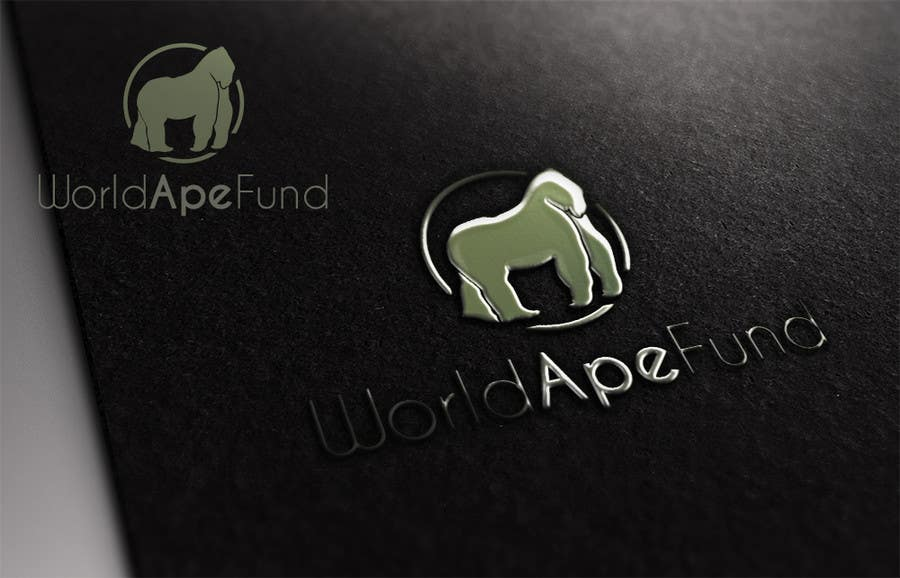 Proposition n°23 du concours Design a logo for the not-for-profit World Ape Fund