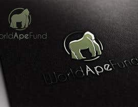agencja tarafından Design a logo for the not-for-profit World Ape Fund için no 23