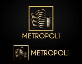 #26 cho Design a Logo for Metropoli bởi vladimirsozolins