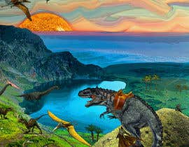 #38 for Design a Dinosaur Land T-Shirt by r3dcolor