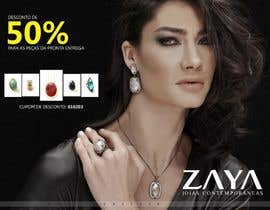 #13 for Flyer Zaya by meenastudio