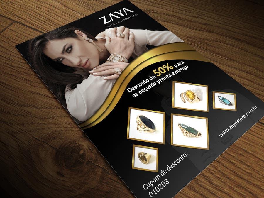 Contest Entry #                                        18                                      for                                         Flyer Zaya