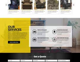 nikil02an tarafından Re-design a website (Landing page for home and content pages) için no 80