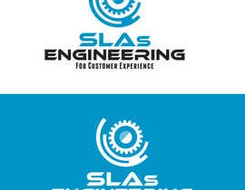 "nº 35 pour Design a Logo for ""Engineering for Customer Experience SLAs"" par NabilEdwards"