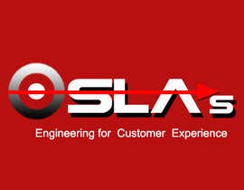 "nº 8 pour Design a Logo for ""Engineering for Customer Experience SLAs"" par roystanleyc"