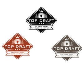 #49 for A logo for TopDraft by branislavad