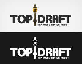 #84 for A logo for TopDraft by Lozenger