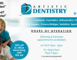 #43 for Design an Advertisement for dental office by pointlesspixels