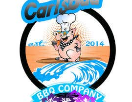 nº 3 pour Design a Logo for Carlsbad Barbecue Company par TSZDESIGNS
