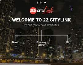 Nro 23 kilpailuun Create a Logo for a Smart City Platform käyttäjältä natyacu