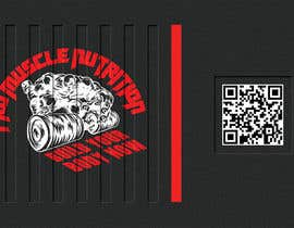 #48 for Design some Business Cards for a Supplement store by annahavana