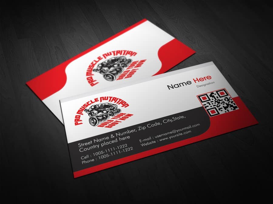 Entry #98 by tahira11 for Design some Business Cards for a ...