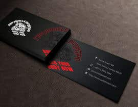 #33 for Design some Business Cards for a Supplement store by BlackFlame10