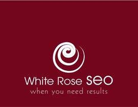 #267 cho Logo Design for White Rose SEO (www.whiteroseseo.com) bởi steamrocket