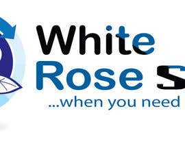 #274 para Logo Design for White Rose SEO (www.whiteroseseo.com) por admirernepali
