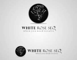 #332 for Logo Design for White Rose SEO (www.whiteroseseo.com) af xcaped