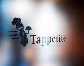 AalianShaz tarafından Design a Logo for Tappetite, the world's first virtual P2P bakery için no 95