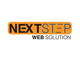 AdamitaCreative tarafından Design a Logo for Next Step Web Solution için no 2