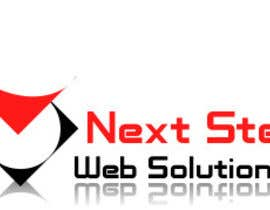 nº 25 pour Design a Logo for Next Step Web Solution par romanzaritsky