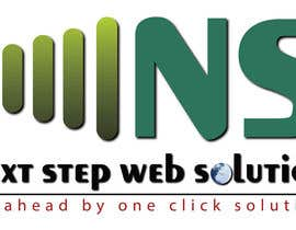 nº 59 pour Design a Logo for Next Step Web Solution par mamun313