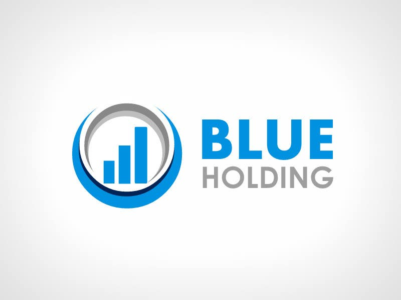 #3 for Logo Design for Blue Holding by askleo