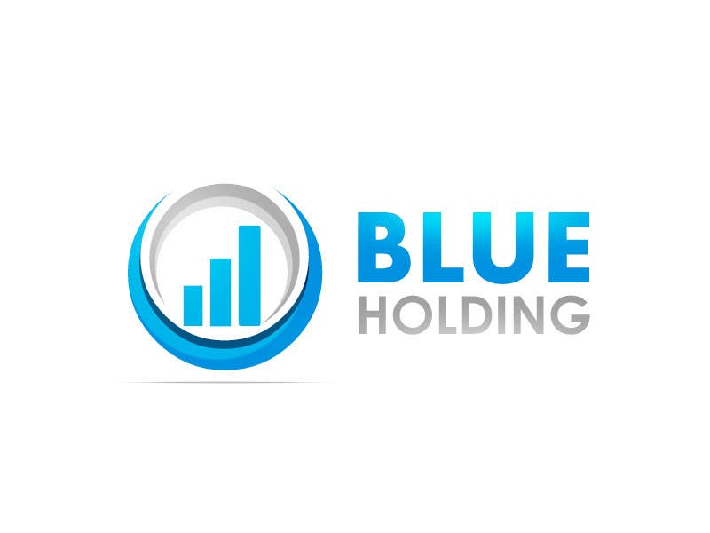 #5 for Logo Design for Blue Holding by askleo