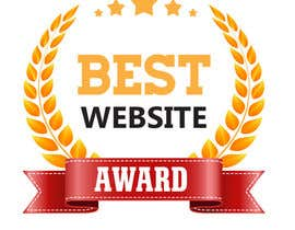 #22 for Website Award logo af rpjbotha
