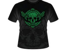 #8 para Design a T-Shirt, HAT AND BANDANAS for BIKERS por clementalwin