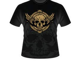 #11 para Design a T-Shirt, HAT AND BANDANAS for BIKERS por clementalwin