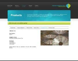 #16 para Website Design for Ingenious Tools de FuturesqueComms