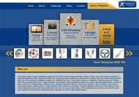 Graphic Design Entri Peraduan #21 for Website Design for Ingenious Tools