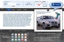 Website Design Entri Kontes #24 untuk Website Design for Ingenious Tools