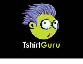 #45 for Design a Logo for tshirt.guru by marlopax