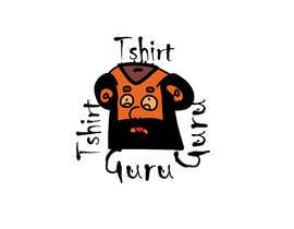 #47 for Design a Logo for tshirt.guru by marlopax