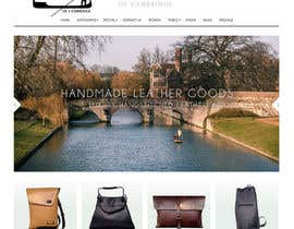 nº 9 pour Thomas Dean (handmade leather goods) par ViniImmortal