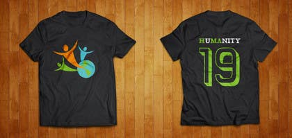squirrel1811 tarafından Need front & back design for team t shirt için no 19