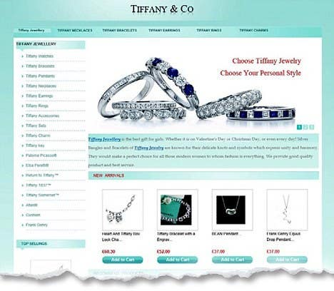 #16 for Website design for a jewellers - Please read the brief. by Mizanurahman1