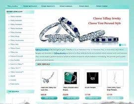#16 for Website design for a jewellers - Please read the brief. af Mizanurahman1
