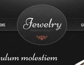 #18 cho Website design for a jewellers - Please read the brief. bởi Mizanurahman1
