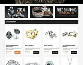 #21 cho Website design for a jewellers - Please read the brief. bởi Mizanurahman1