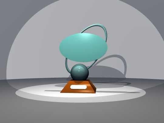 Konkurrenceindlæg #                                        11                                      for                                         Award/Trophy design for 3d Printing