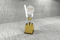 3D Modelling Konkurrenceindlæg #14 for Award/Trophy design for 3d Printing