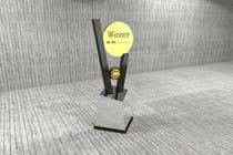 3D Modelling Konkurrenceindlæg #15 for Award/Trophy design for 3d Printing