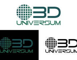 #5 for Design a Logo for 3Duniversum af vladspataroiu